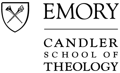 Candler Logo with Emory Shield to Side Black
